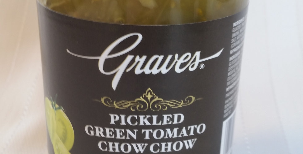 Graves Chow Chow