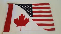 US/Canada Friendship Flag