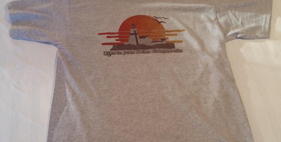Rise to your Shine Campobello T-shirt