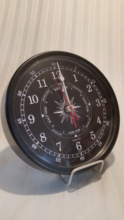 Tide Clocks and Tide & Time Clocks