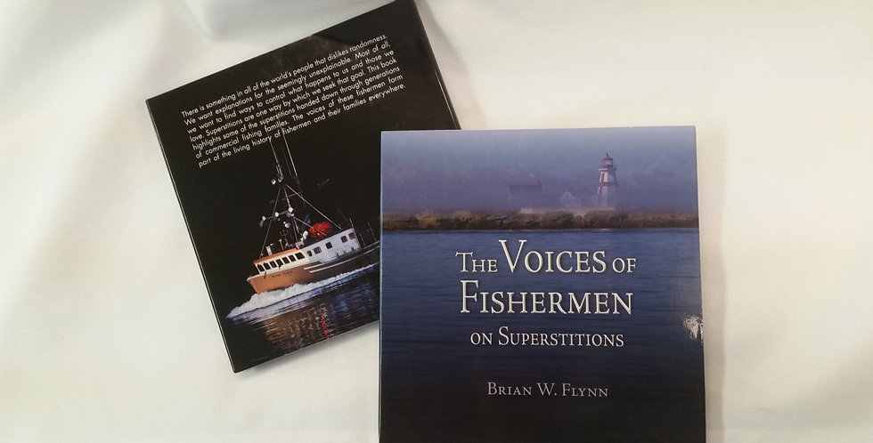The Voices of Fisherman by Brian Flynn