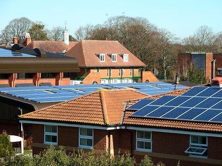 IDDEA solar system installed in Blackberry UK