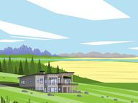 Foothills Residence Bozeman, MT
