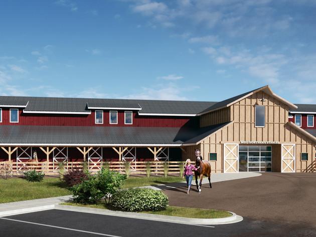 MSU Northern Equine Center Havre, Montana
