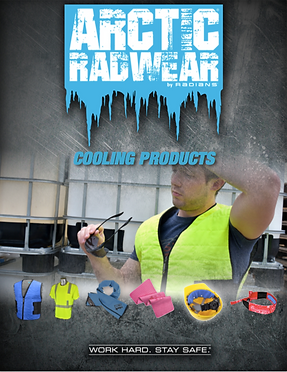 Radians arctic radwear catalogue