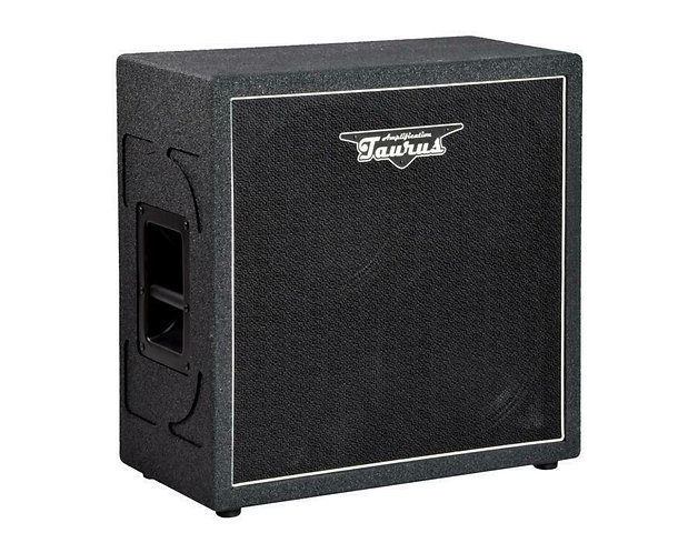 Taurus Amplification Guitar Speaker Cabinet THC-212CV (125Watt, 2x12)