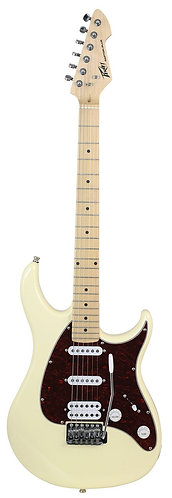 Peavey Raptor® Plus Electric Guitar in Ivory