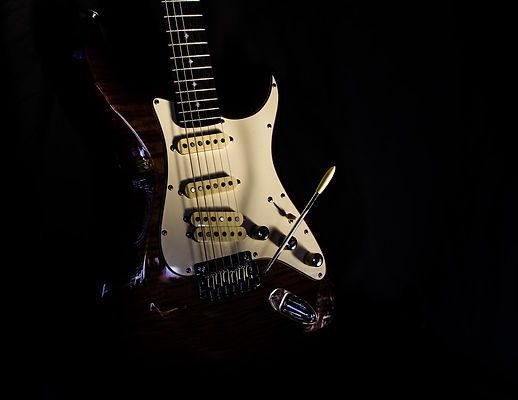 Bridge and Saddle Repairs at AH Music, Grantham | Electric Guitar Services
