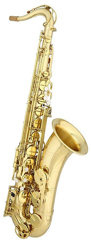 Vivace by Kurioshi Tenor Saxophone Outfit: Gold Lacquer