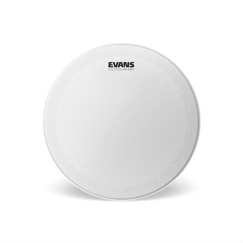 Evans HD Dry Coated Snare Drum Head