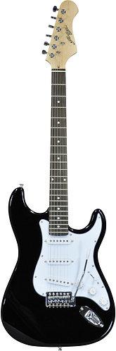 Johnny Brook SST01-E BK Electric Guitar in Black