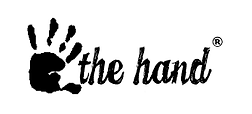 The Hand Drum Gel Logo