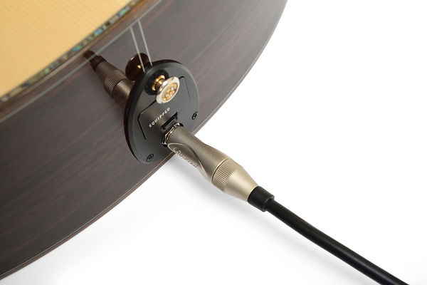 Acoustic Guitar end pin and socket for c