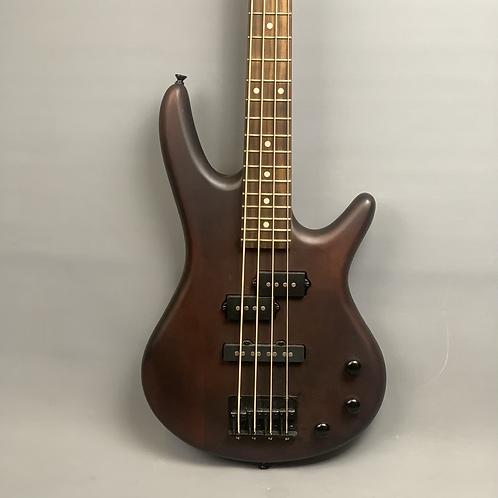 Ibanez Gio MIKRO Bass Guitar in Walnut Flat