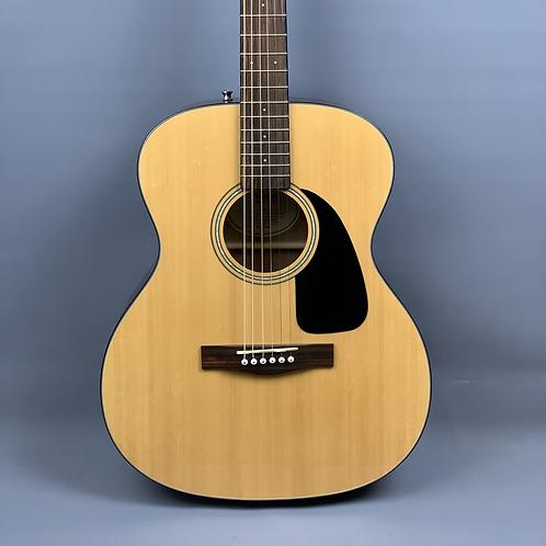 Fender CF-60 Folk Acoustic Guitar in Natural Gloss
