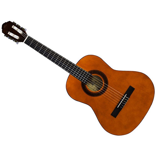 Eko 3/4 Classical Guitar & Bag: Left Handed