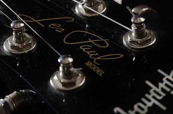Headstock Tuner Repairs at AH Music, Grantham | Electric Guitar Services