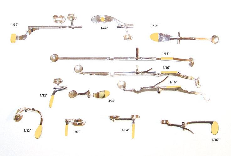 Bb Clarinet Key Cork Repairs