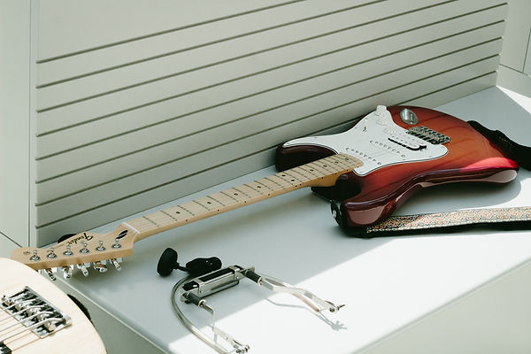 Jack Socket Replacement at AH Music, Grantham | Electric Guitar Services