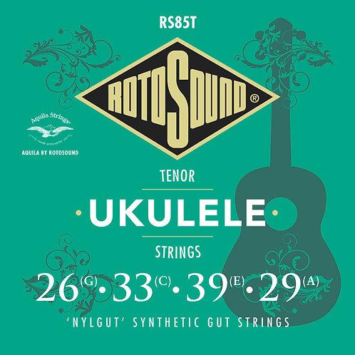 Aquila by Rotosound RS85T Nylgut Ukulele Strings (Tenor)