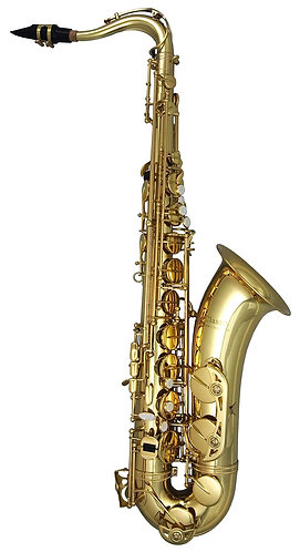 Trevor James Horn Classic II Tenor Saxophone Outfit: Gold Lacquer