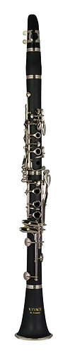 Vivace by Kurioshi Bb Clarinet Outfit: Silver-plated