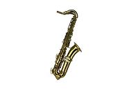 C-Melody Saxophone Repairs at AH Music in Grantham