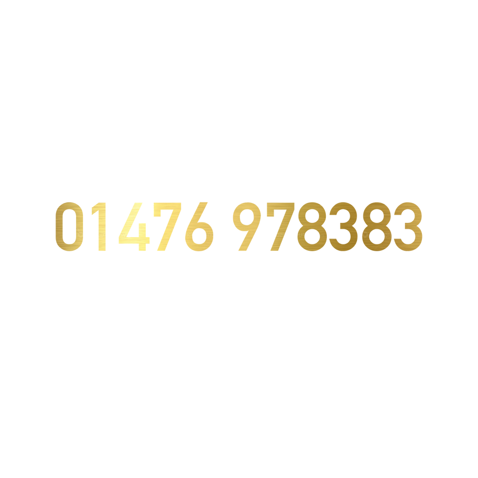 AH Music Phone Number LogoGold