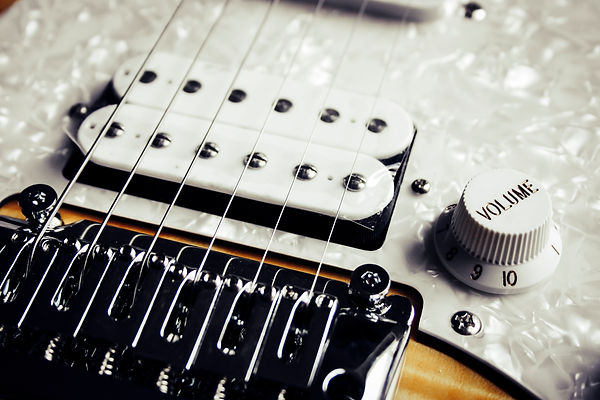 Single String Floyd Rose | Electric Guitar Restringing Service at AH Music, Grantham | Electric Guitar Services