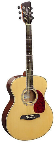Brunswick Grand Auditorium Acoustic Guitar in Natural Gloss