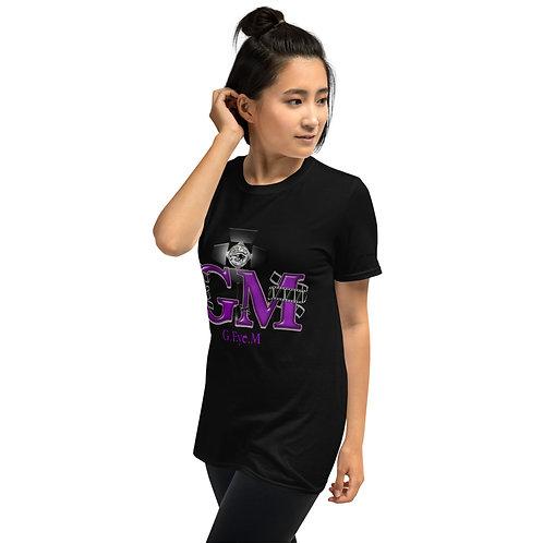 G.Eye.M Unisex Basic Softstyle T-Shirt | Gildan 64000