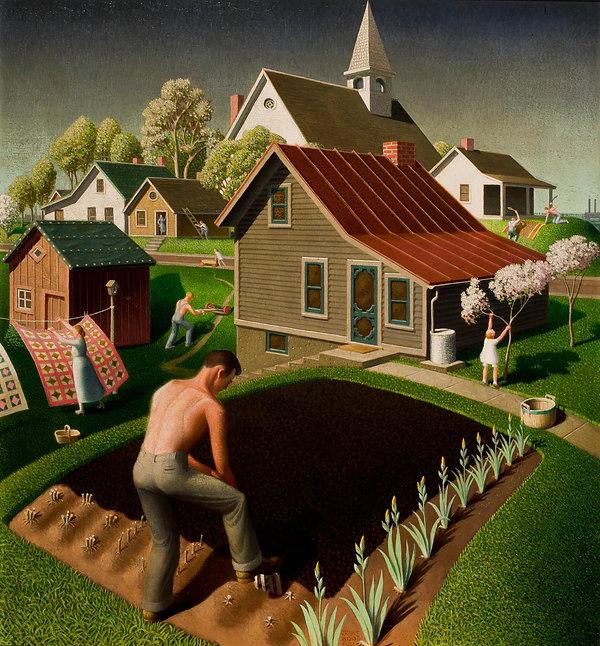 Grant_Wood,_Spring_in_Town_(1941).jpg