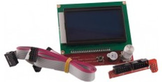 CONTROLLER INTELLIGENTE GRAFICO LCD COMPLETO