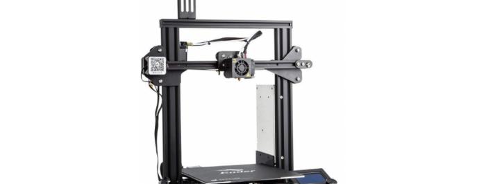 CREALITY - STAMPANTE 3D ENDER 3 220x220x250mm