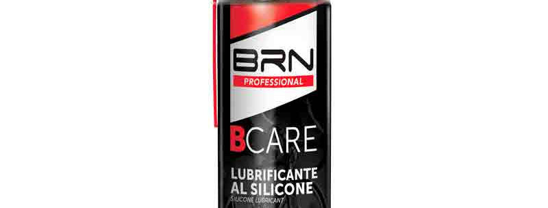 BCARE - LUBRIFICANTE AL SILICONE SPRAY 400ml