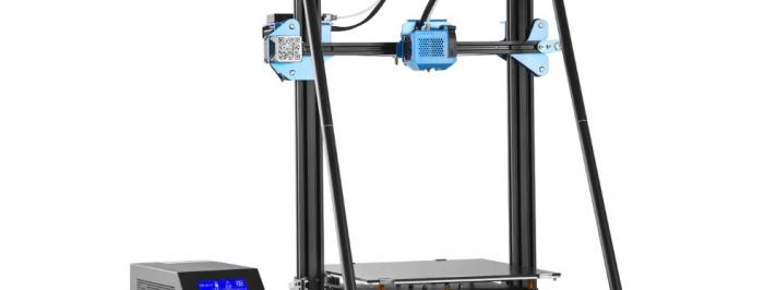 CREALITY - STAMPANTE 3D CR-10 V2 300x300x400mm