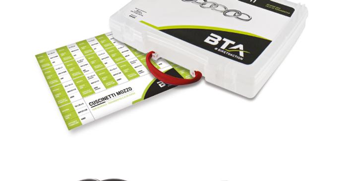 BTA - BOX CONTENITORE 20 CUSCINETTI PER MOZZO RUOTA