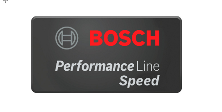 BOSCH - COPERTURA CON LOGO PERFORMANCE SPEED