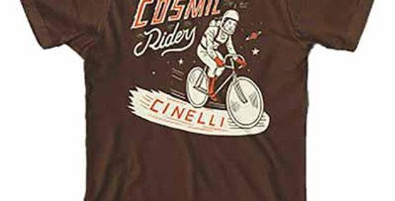 CINELLI - T-SHIRT COSMIC RIDER