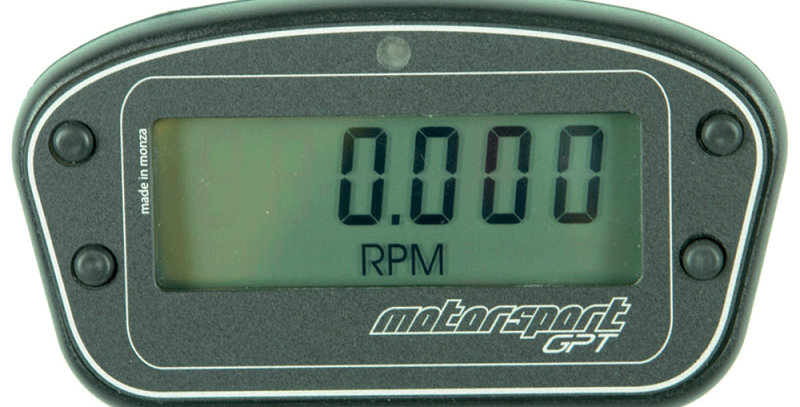 CONTAGIRI RPM 2006 SERIES GPT ENGINEERING