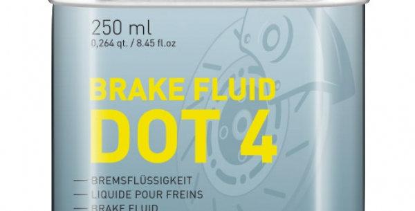 BRAKE FLUID ( OLIO FRENI) DOT 4 / DOT 5.1 - MOTOREX