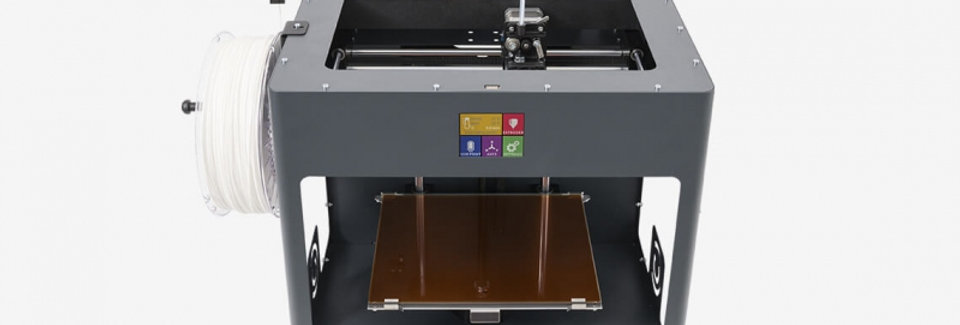 CRAFBOT - STAMPANTE 3D CRAFTBOT PLUS PRO 250x200x200