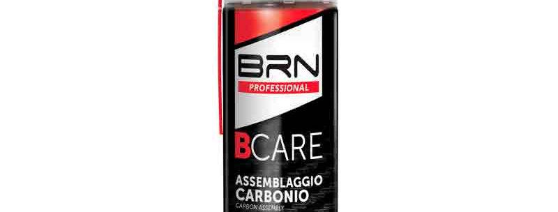 BCARE - ASSEMBLAGGIO CARBONIO 400ml