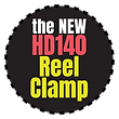 The New HD140 Reel Clamp