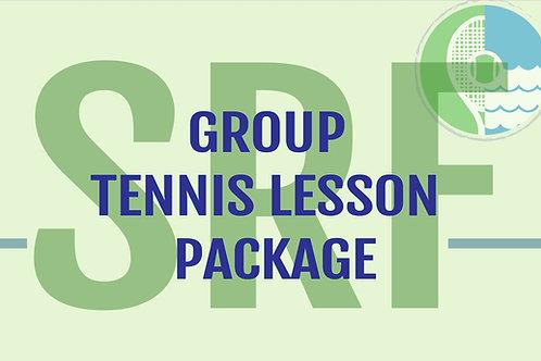 SRF Group Tennis Package