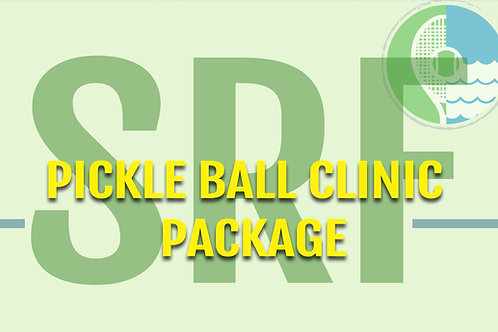 SRF Group Pickleball Package
