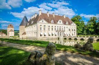 Château de Commarin.