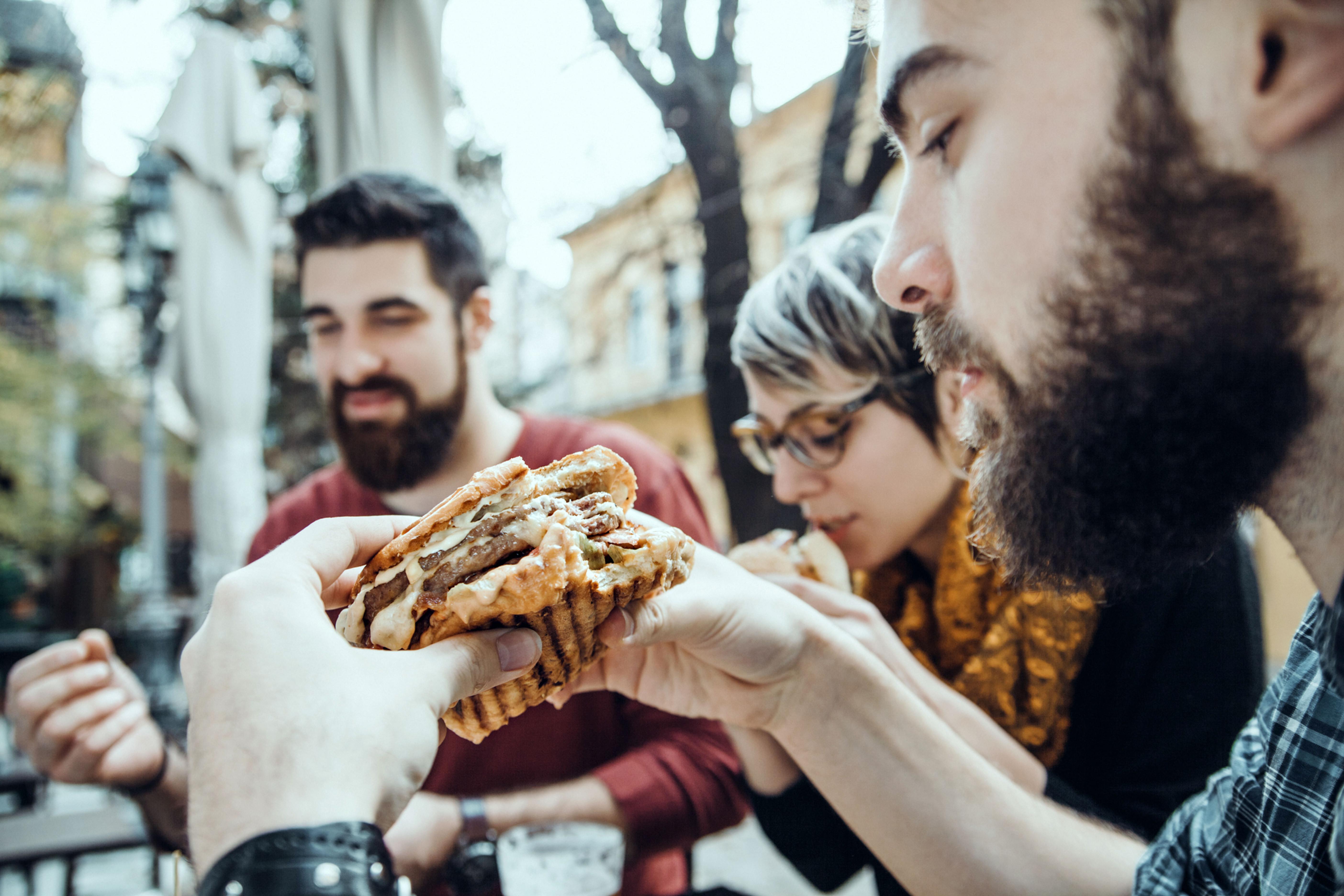 Burger Catering für 50 Personen*