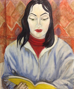 Barbara portrait