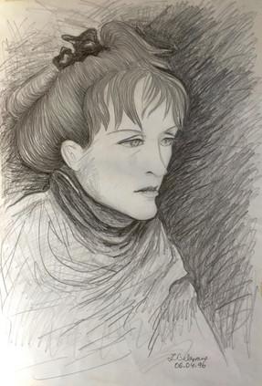 Ildico portrait